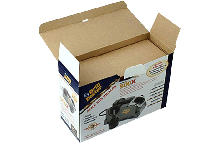 Flap Packaging Boxes