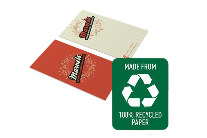Backing Card Printing