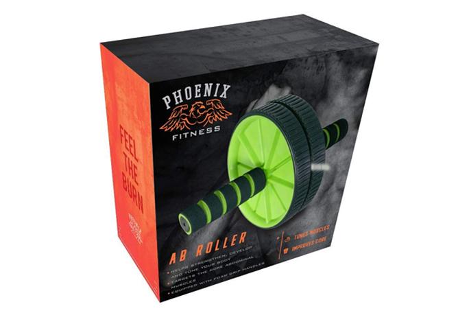 Spinning Wheel Chart Packaging