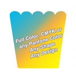 Full Color - Pop Corn Boxes