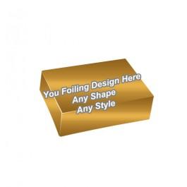 Golden Foiling - Four Corner Cake Boxes