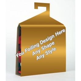 Golden Foiling - Shirt Packaging Box