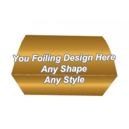 Golden Foiling - Bath Bombs Packaging Boxes