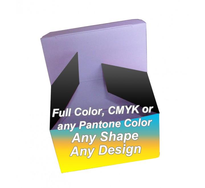 Full Color - Reverse Tuck End Tea Boxes