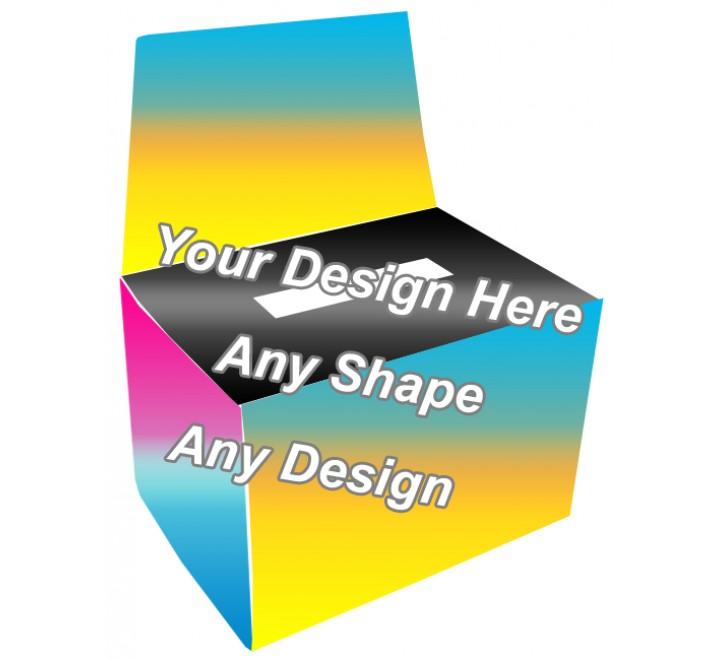 Full Color - Socks Packaging