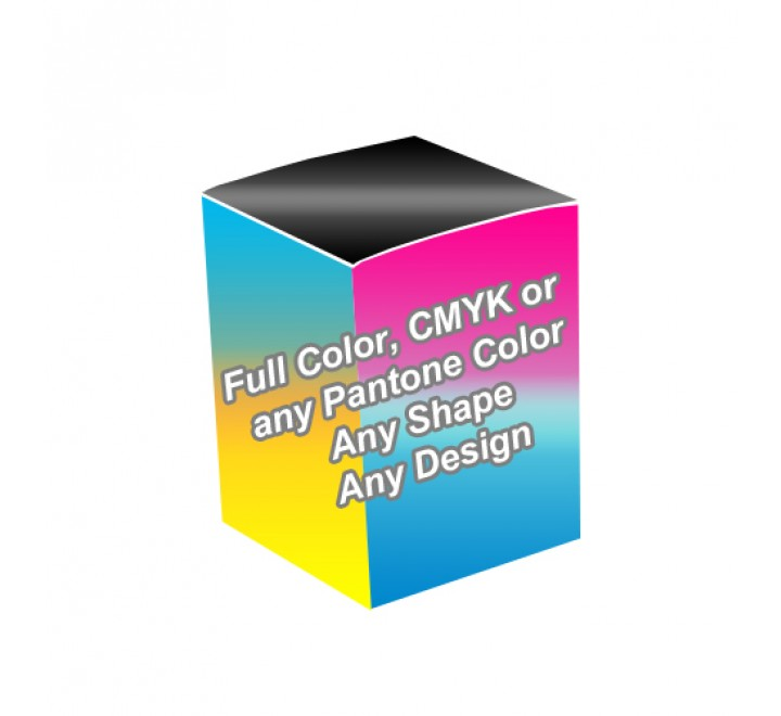 Full Color - Candle Wrap Packaging