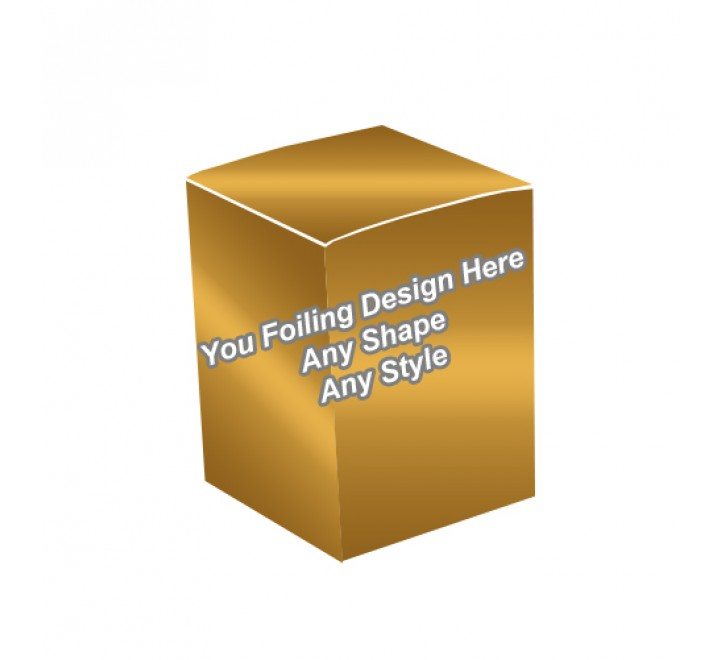 Golden Foiling Final - Nail Product Boxes