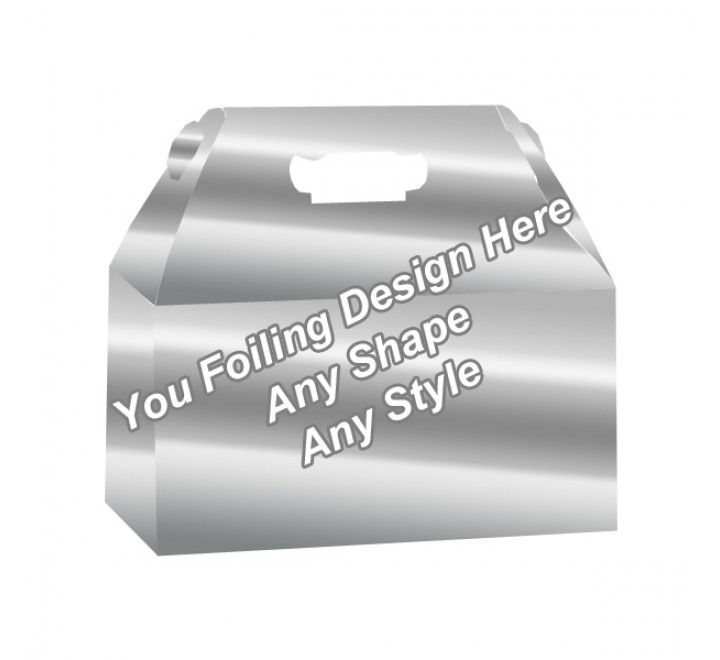 Silver Foiling - Seal End boxes