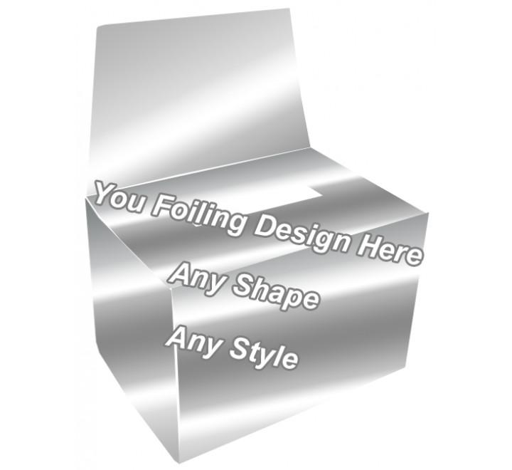 Silver Foiling - Socks Packaging