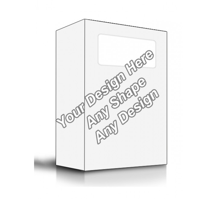 Window - Software Packaging Boxes