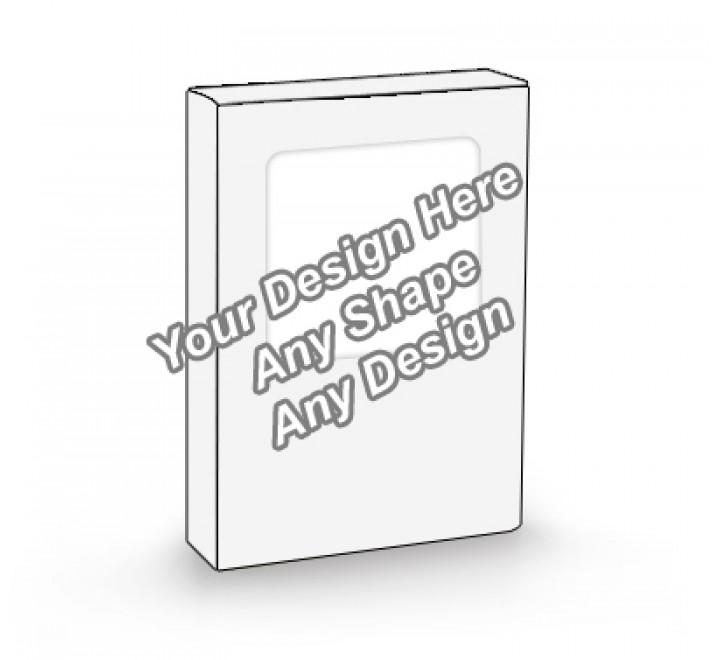 Window - Playing Card Boxes