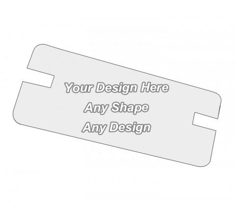 Cardboard - Backing Card Printing