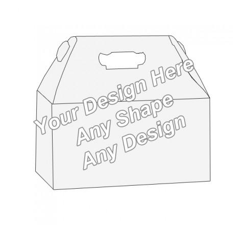 Cardboard - Gable Boxes