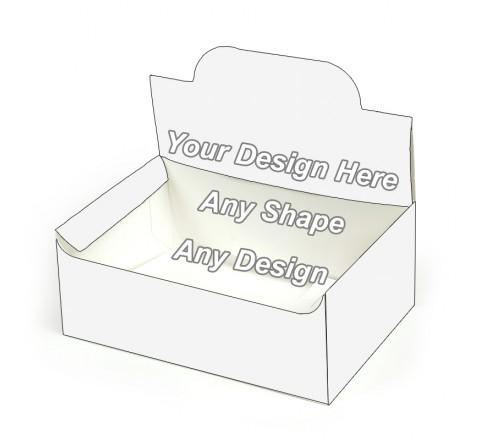 Custom - Auto Bottom Display Lid Boxes