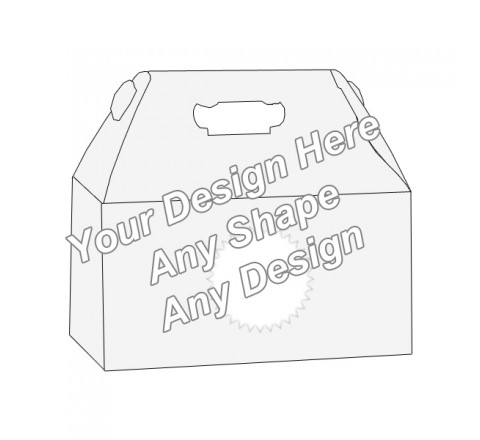 Die Cut - Custom Packaging Boxes