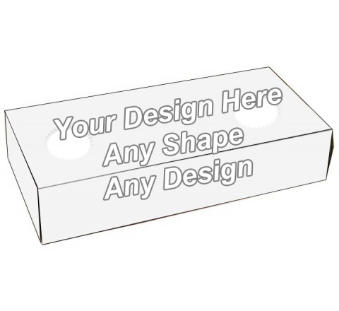Die Cut - Biscuit Packaging Boxes