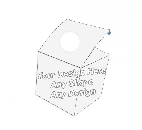 Die Cut - Cube Boxes