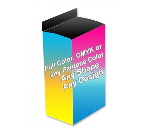 Full Color - Hair Serum Packaging Boxes