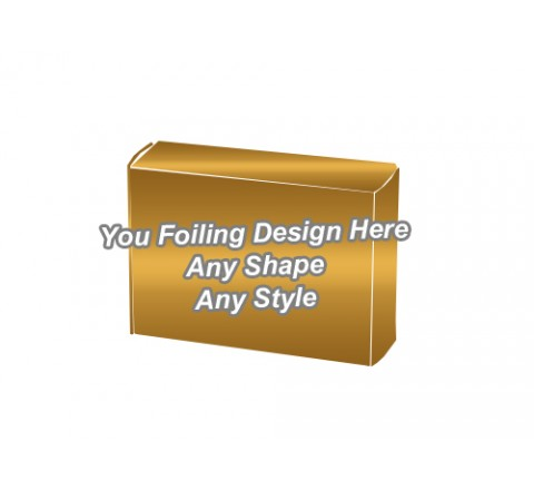 Golden Foiling - Spinning Wheel Chart