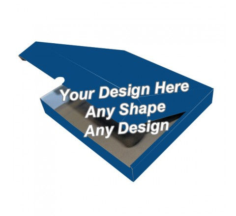 Matte Finish Boxes - Flap Packaging Boxes