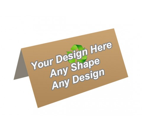 Recycled - Header Card Packaging