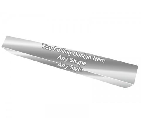 Silver Foiling - Lipstick Lip Gloss Packaging